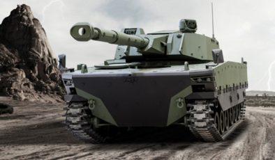 FNSS KAPLAN MT Orta Ağırlık Sınıfı Tank