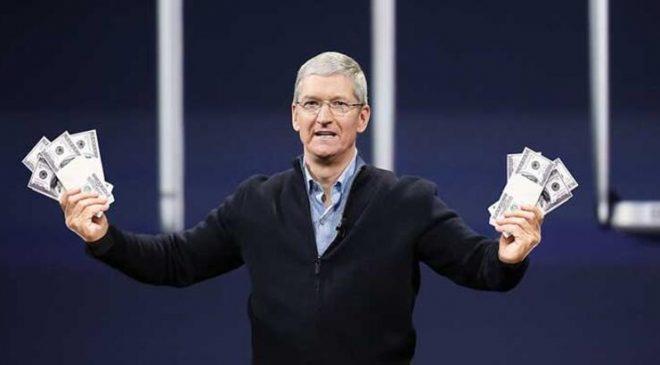 Apple Hisse Senedi Fiyatı Yükselişe Geçti