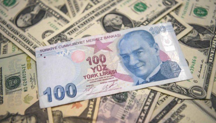 Türk lirası Dolar Karşısında değer kaybetti