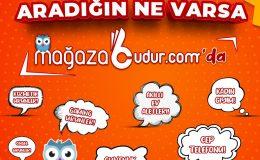 Magazabudur.com: Türkiye'nin Hızlı Ve Güvenilir Alışveriş Sitesi
