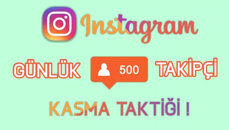 İnstagram Takipçi Kasma Yöntemleri, Instagram takipçi Ücretsiz satın al