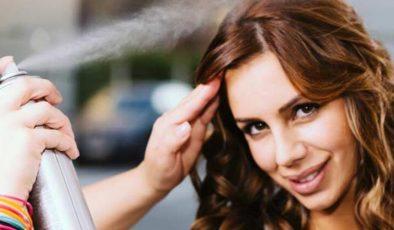 Saç Spreyi Nasıl Kullanılır, Ne İşe Yarar?