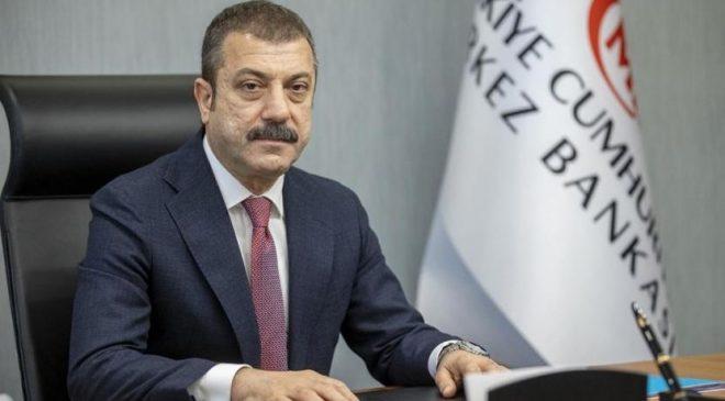 'Merkez Bankası Başkanı: Enflasyon bu iki ay beklenenin üstünde yükselebilir'