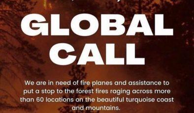 Sosyal Medyadan Dünyaya Yardım Çağrısı #HelpTurkey