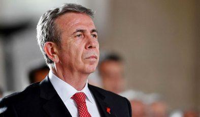 2021 Dünya Belediye Başkanı Başkent Ödülü'nü Mansur Yavaş kazandı