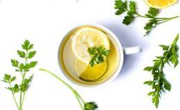 20 Kilo Verdiren Limon Maydanoz Kürü Tarifi