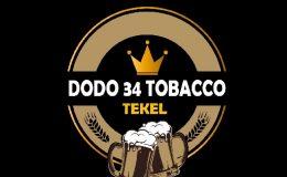 Dodo 34 Tobacco & Atalar Tekel Servis