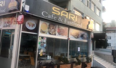 Sarı Cafe & Fastfood Kartal Atalar İletişim